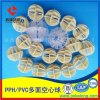 水處理脫CO2用塑料多面空心球PP多面球填料