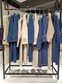 阿爾巴卡大衣品牌折扣女裝一手貨源批發