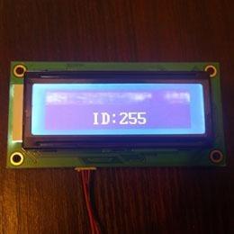 12832点阵RS232串口液晶显示模块带中文字库(RSIG12832A01)