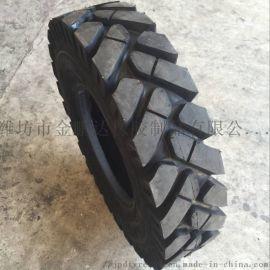 8.25-16加密人字山地农用车轮胎 三轮车轮胎