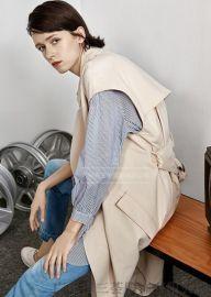 雪雕羽绒服纯大件走份品牌折扣女装直播优质货源