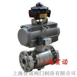 Q641H-40P/64P/100P气动高压球阀