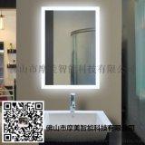 卫浴镜子浴室镜 台式化妆镜 水晶化妆镜 玻璃化妆镜