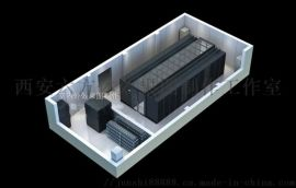 天津数据机房效果图制作 建筑外墙 门头效果图设计