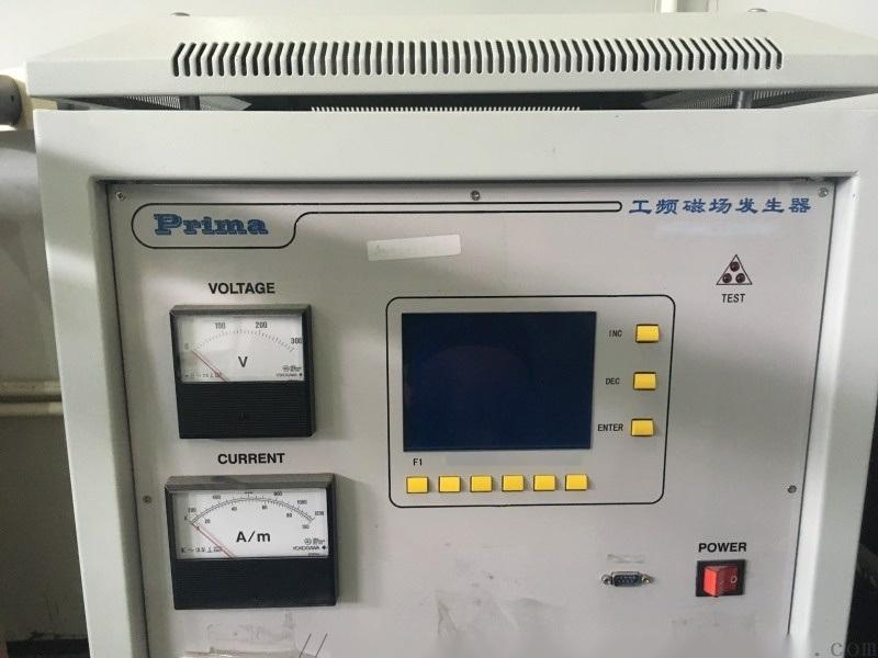 單相工頻磁場抗擾度測試PFMF設備