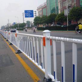 交通道路设备护栏@路中安全防护栏杆@市政护栏厂家