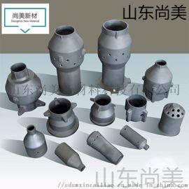 碳化硅脱硫喷嘴 空心锥切线型喷嘴 厂家定制脱硫喷嘴