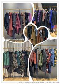 广州欧时力品牌女装真丝连衣裙批发市场价格实惠