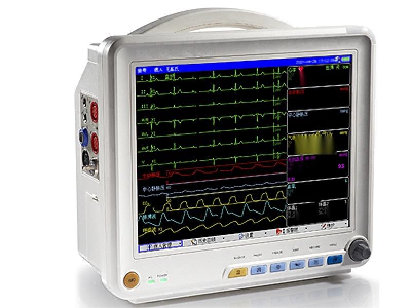北京冠邦GB9000-3B多参数监护仪,心电监护仪