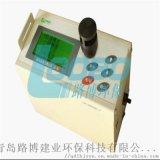 河北邯郸环保局使用一体式激光烟道粉尘浓度检测仪