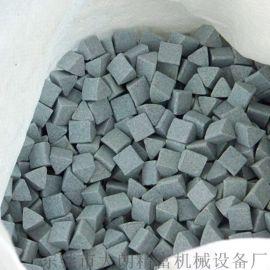 东莞精富厂家供应灰色棕刚玉研磨石