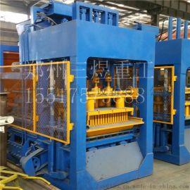 供应免烧砖机 节能型砌块砖机 小型水泥空心砖机