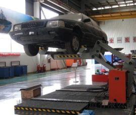 汽车自动举升机、升降平台,用于底盘配件拆解