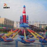 儿童乐园项目加盟自控飞机商丘童星品牌值得信赖
