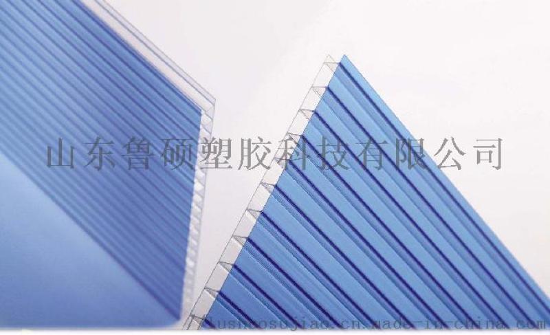 淄博工程pc透明阳光板厂家