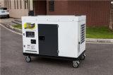施工用靜音20千瓦柴油發電機型號