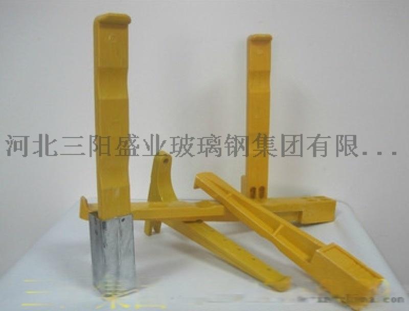 高分子玻璃鋼電纜電力支架 玻璃鋼電纜溝支架 通信井託支架托架