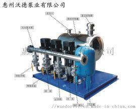 wuodor无负压变频给水设备居民生活泵