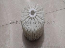 模具抛光去毛刺研磨刷研磨辊-江南刷业
