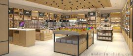 杭州面包展示柜|超市商品陈列柜|眼镜柜|烟酒柜定做