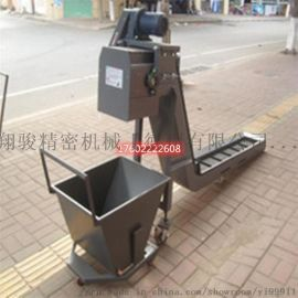 工件输送螺旋式排屑机