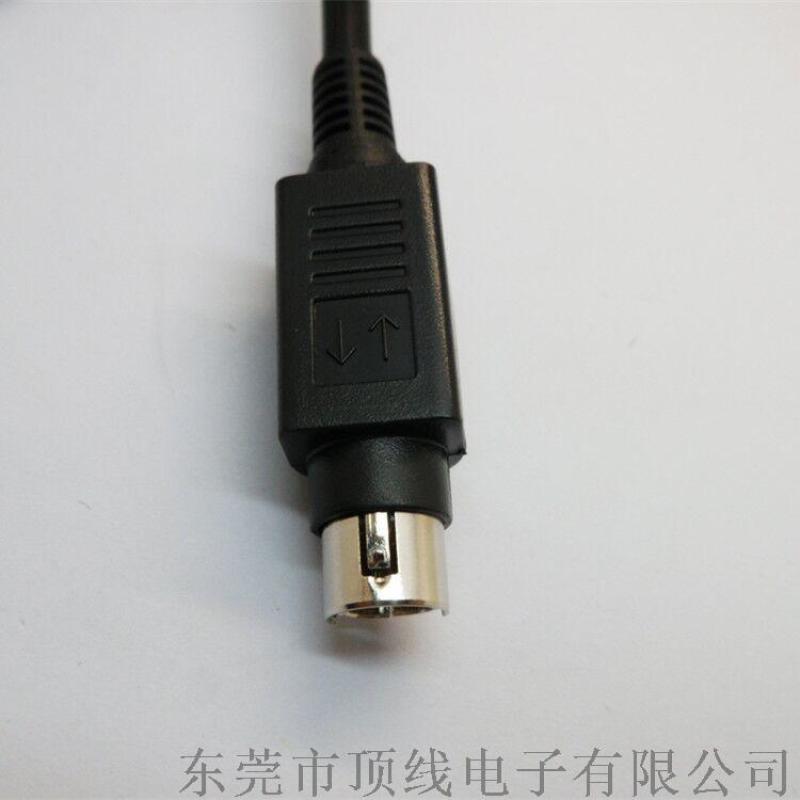 POWER DIN7针 4针医疗电源线 适配器线