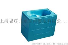 厂家批发 亚克力人形婴儿洗澡盆 新生婴儿浴盆 游泳馆设备专用
