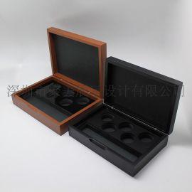 **烤漆木盒 礼品盒 聚美包装盒专业设计定制