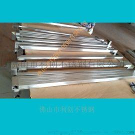 不鏽鋼拉手定制加工 浴室玻璃門拉手批發直銷