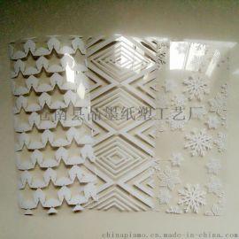 厂家供应定制透明PET塑片 透明塑料片 透明塑料膜 高透明带保护膜定制塑片