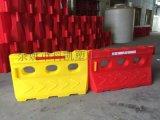 滚塑水马批发厂家、滚塑三孔水马规格1.5X0.8米滚塑水马