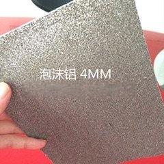 供應特殊鹽顆粒泡沫鋁
