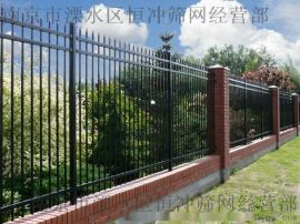 铁艺锌钢护栏 热镀锌镀锌栏杆栅栏围墙围栏铁艺护栏方钢管护栏