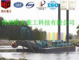 广东河道绞吸挖泥清淤船,河道疏浚船