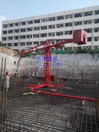 沧州混凝土工程机械新型圆桶布料机 布料杆【双回转360度】