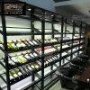 不鏽鋼酒架定制 酒架現代簡約紅酒架恆溫酒櫃葡萄酒架 紅酒展示架