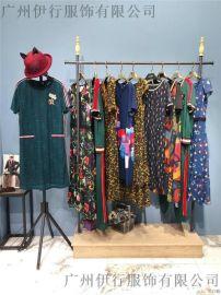 深圳服装市场宝莱国际品牌折扣女装库存低价清货走份