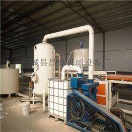改性无机渗透聚苯板设备生产技术与使用教程