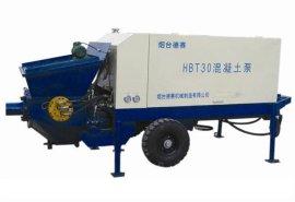 混凝土泵(HBT30)