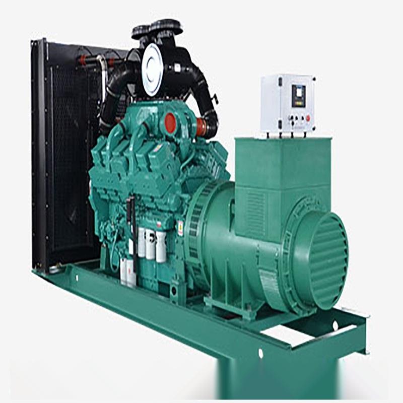 沃尔沃大功率柴油发电机组