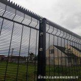 沃达供应358加密防护网围栏 出口标准密纹网片 防爬网 358密纹网