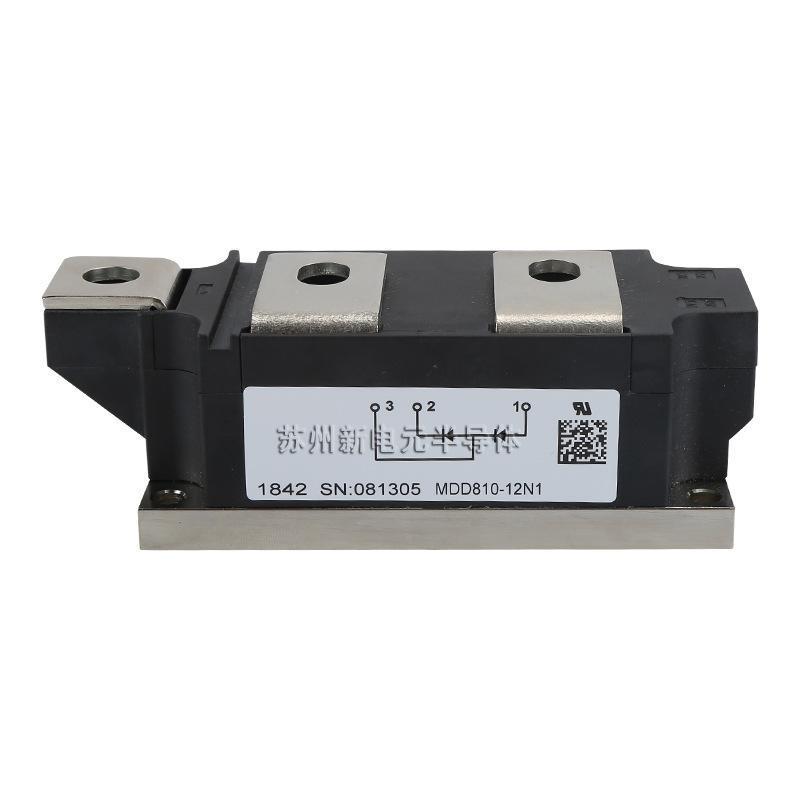 德国IXYS二极管MDD810-12N1 MDD810-12N2 MDD810-14N1二极管模块