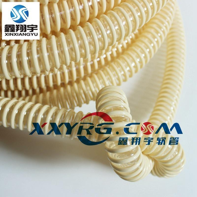 衛生級塑料軟管/食品級塑料軟管/pu塑筋增強軟管符合食品衛生要求