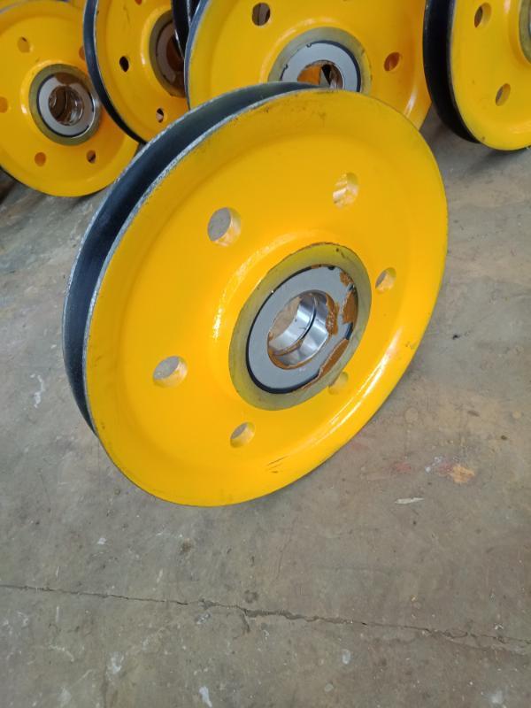 滑輪組 5t-50t 規格型號齊全 軋製滑輪直銷