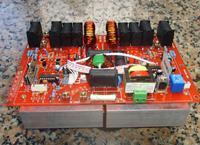 10000W一拖二电磁加热控制板(BH2098-MB8)