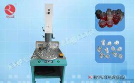 供应无锡声波塑料瓶盖转盘式焊接机