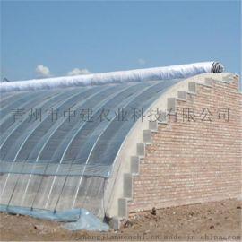 承接玻璃日光温室建设 日光温室大棚造价
