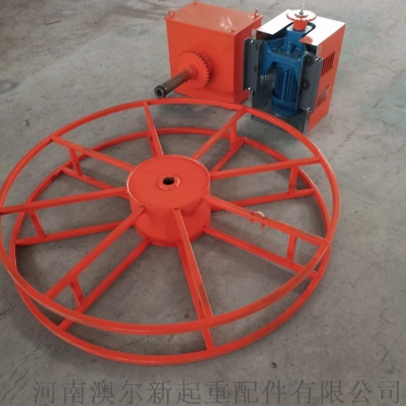 电缆卷筒厂家  起重机电动收线电缆卷筒