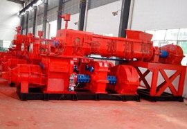 厂家供应真空砖机配件 真空挤砖机 煤矸石真空砖机各种型号