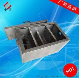 餐饮业厨房地埋式隔油池/油水分离器/304不锈钢**保障厂家直销